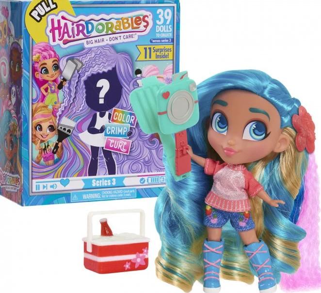 Іграшка лялька Hairdorables Dolls