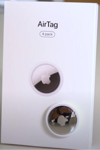 AirTag Apple: принцип работы