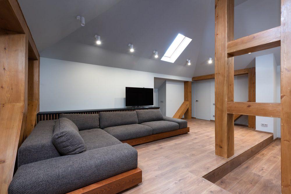 Чистая мягкая мебель