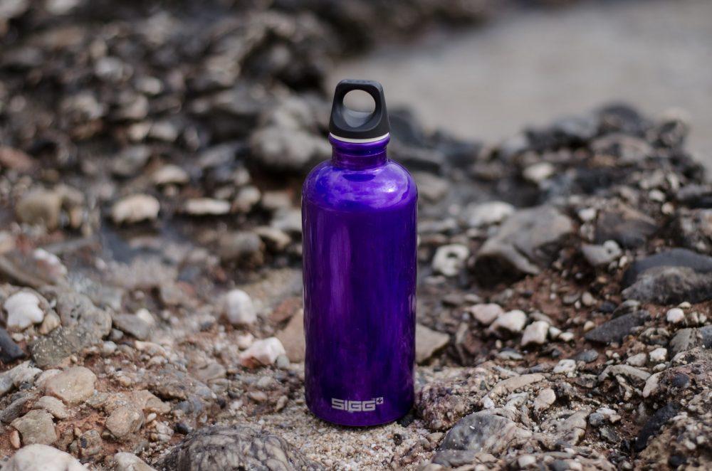 Як вибрати пляшку для води