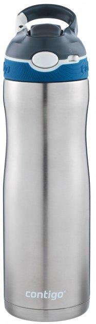Пляшка для води Contigo Ashland Chill Gray