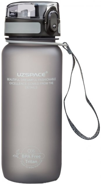 Пляшка для води Uzspace Frosted