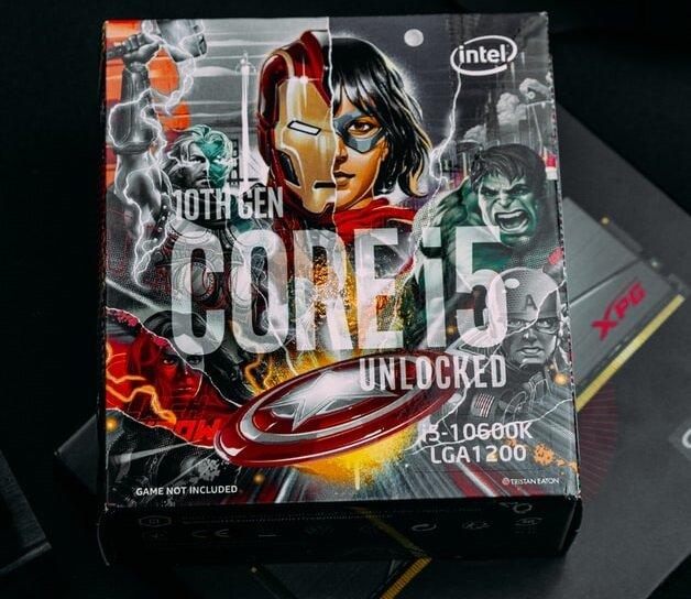 Процесор Intel Core i5-10600K із вбудованою графікою