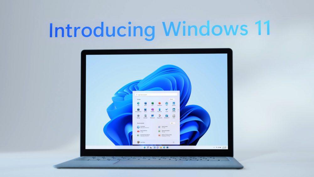 Трейлер Windows 11