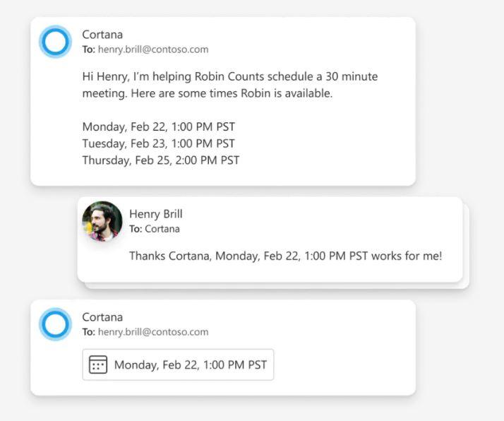 Голосовий помічник Cortana
