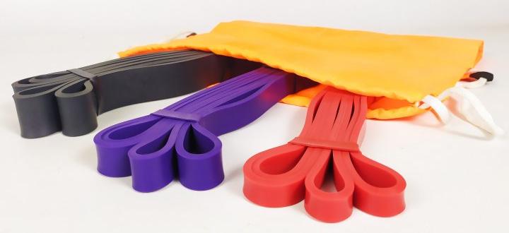 Фітнес-резинки Rubber Loop 2-45 кг