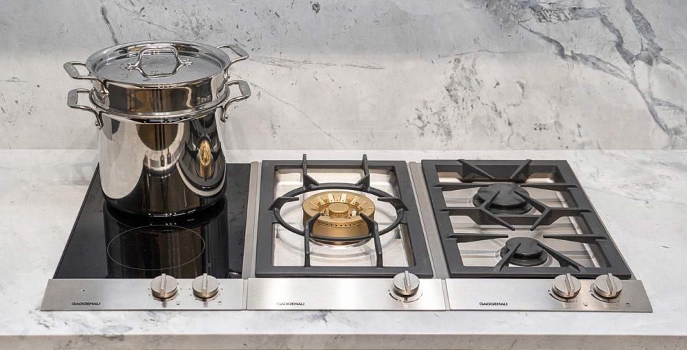Переваги газових плит